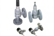 Relief valve, back-pressure valve and anti-siphonage valve