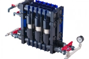 Membrane filter for emergency water supply in the event of a disaster (Acty Supply Filter)