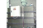 Liquid polymer flocculant (L/PAD)