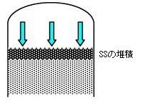 (2) Long-term use (accumulation of SS, precursor of madball)