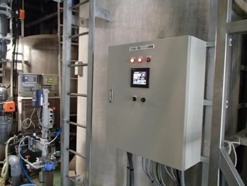 """Chemical injection control """"Feed-back control"""" for wastewater treatment [ProMix system]"""