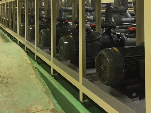 Magnetic pumps