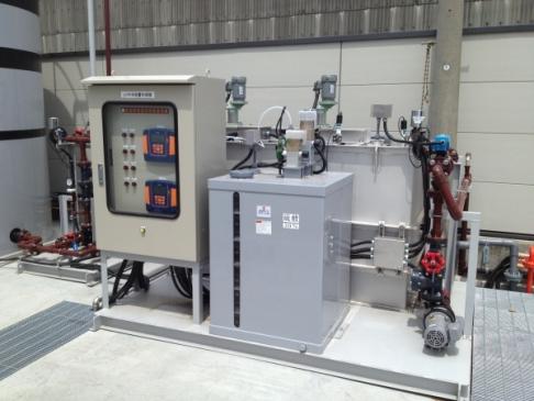 [Neutralizing equipment TPC continuous treatment type]
